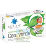 Ceai Verde 500 mg 30 comprimate ACHelcor