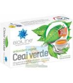 Ceai Verde 500 mg 30 comprimate ACHelcor