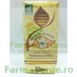 Ceai Valdena Grapefruit & Frasin Eliminarea Grasimilor Eco 20 plicuri Mds