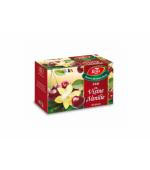 Aromfruct Ceai visine si vanilie 20 plicuri Fares Orastie