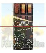 Ciocolata organica neagra BIO 60 gr Rawr Activ Pharma Star