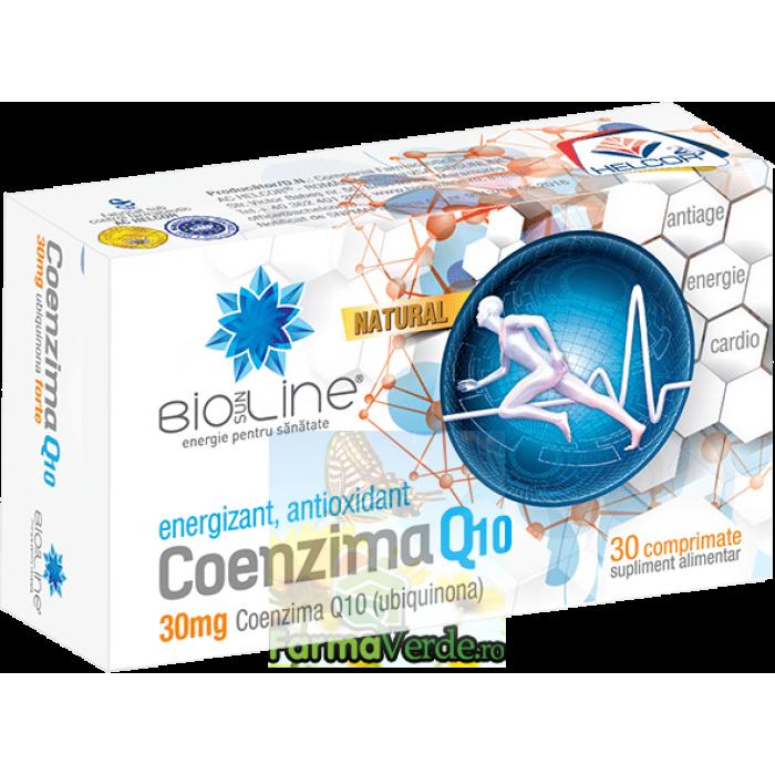 Coenzima Q10 30 cpr ACHelcor