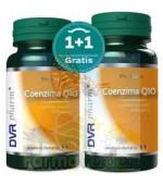 Coenzima Q 10 60 capsule +30 capsule GRATIS! PROMOTIE! Dvr Pharm