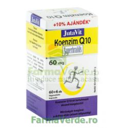 COENZIMA Q10 + VITAMINA E Jutavit 60 mg 66 capsule moi Magnacum Med