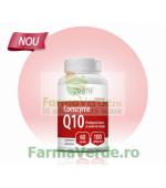 Coenzima Q10 100 mg 60 capsule protejeaza  inima ZENYTH PHARMACEUTICALS