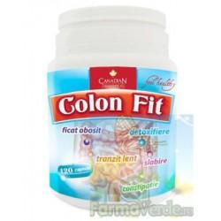 ColonFit Sanatatea Colonului! 60 capsule Canadian Farmaceuticals