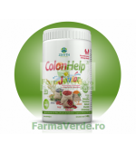 Colon Help Junior 480 gr Super Fructe si Super Fibre Zenyth Pharmaceuticals