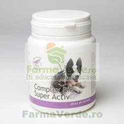 Complex Bio Super Activ VET Uz Veterinar (Caini si Pisici) 100 capsule Medica ProNatura