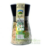 Condiment Rasnita Sare Roz de Himalaya si Verdeturi 180 gr PIRIFAN