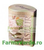 Ceai Bouquet Cream Fantasy 100 gr Cutie Metalica Basilur Tea