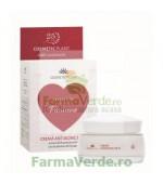 Crema antiaging de zi cu extract de PASIUNE si floarea pasiunii 50 ml Cosmetic Plant