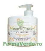 Crema Anticelulitica Cafeina 500 ml Kosmo Line