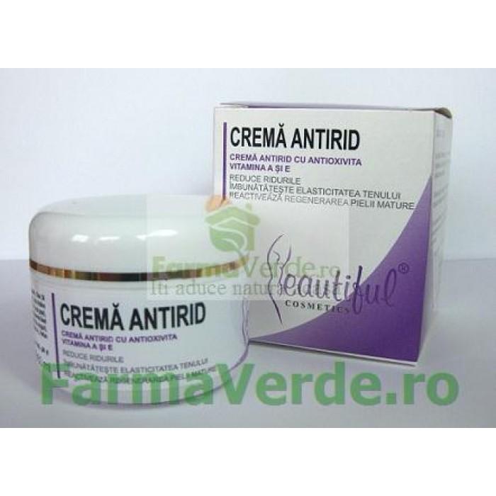 Crema Antirid cu Antioxivita Vitamina A si E 50 ml Phenalex