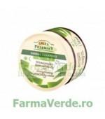 Crema faciala fortifianta si nutritiva cu extract de aloe EP63  Green Pharmacy Cosmetica Verde