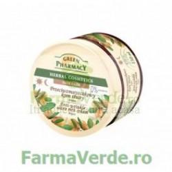 Crema faciala antirid ultranutritiva cu ulei de argan EP64  Green Pharmacy Cosmetica Verde