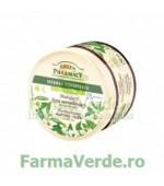 Crema faciala echilibranta matifianta cu extract de ceai verde EP65  Green Pharmacy Cosmetica Verde