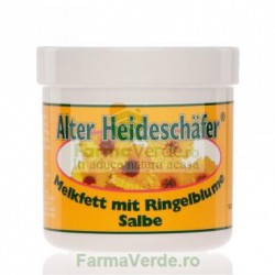 Crema de galbenele Melkfett 250 ml DarmaPlant