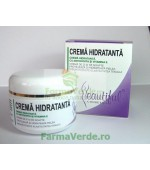Crema Hidratanta Contur Ochi cu Antioxivita,Vitamina E si Ulei din Samburi de Struguri 50 ml Phenalex
