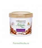 Crema de Masaj cu Ulei de Argan 450 ml Gerocossen