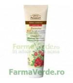 Crema hidratanta iluminatoare pentru maini si unghii cu extract de merisor EP77  Green Pharmacy