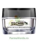 Crema Regeneratoare de Fata Noapte cu Apa Salina,Unt de Cacao 50 gr Techirghiol Cosmetic & Spa