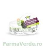 CREMA CU EXTRACT DE FRUNZE DE STRUGURI ROSII 100 ml Herbavit