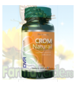 Crom natural 60 capsule Dvr Pharm