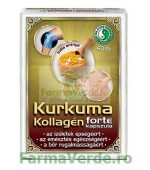 CURCUMA Colagen Forte 60 capsule Mixt Com