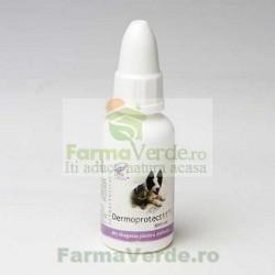 Dermoprotect 11 VET Uz Veterinar(caini si pisici) 6 flacoane cu 15 ml Medica ProNatura