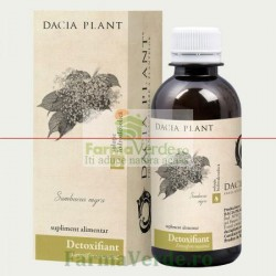 Detoxifiant 200 ml Remediu DaciaPlant
