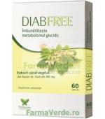 DiabFree Extract de Dud Alb 300 mg 30 capsule Polipharma
