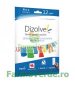 Benzi Pentru Spalat Dizolve Parfum Detergent Ultra Concentrat Pentru Spalat Rufe 12 spalari SmarthPatch