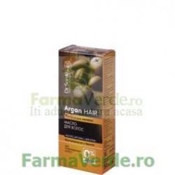 DR SANTE Ulei regenerant pentru par deteriorat cu ulei de argan si cheratina DRS85 Cosmetica Verde