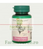 Drenor hepatic - 60 Cpr DaciaPlant