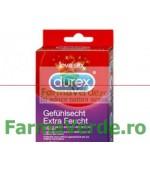 DUREX Prezervative Extra Feucht 3 bucati