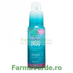 Durex Lubrifiant Verde Play Tingle 50 ml