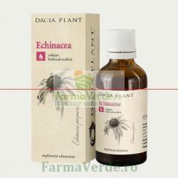 Tinctura de Echinaceea 50ml DaciaPlant