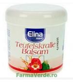 Crema antiinflamatoare cu extract de Gheara Dracului Diavolului 250 ml ELINA MED