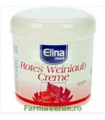 Crema (Gel) pentru picioare cu Vita de Vie si ulei de pin 250 ml ELINA MED