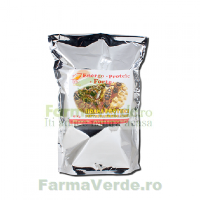Energo-Proteic-Forte Hrana Proteica Pentru Albine 1 KG Medica ProNatura