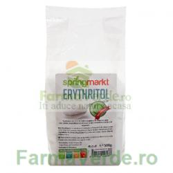 Erythritol 500 gr Indulcitor fara calorii Adams Vision Springmarkt