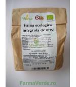Faina BIO integrala de orez 500 gr Petras