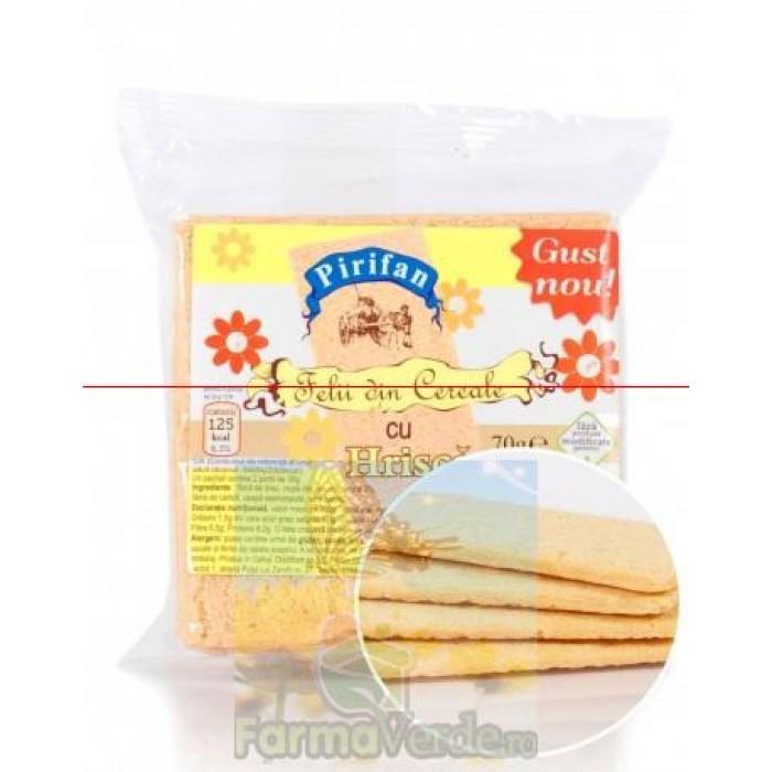 Felii Cereale Hrisca 70 gr Pirifan