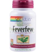FEVERFEW SPILCUTA 350 mg 30 capsule vegetale Secom
