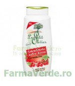 Gel de dus cremos cu extract de coacaz rosu FPO38 Le Petit Olivier Cosmetica Verde