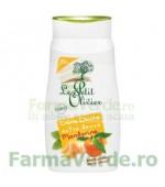 Gel de dus cremos cu extract de mandarine FPO30 Le Petit Olivier Cosmetica Verde