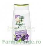 Gel de dus cremos cu extracte de mure si violete FPO31 Le Petit Olivier Cosmetica Verde
