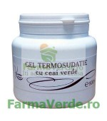 Gel Termosudatie cu Ceai Verde 500 ml Kosmo Line