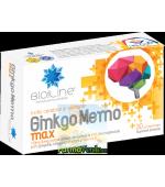 Ginkgo Memo Max 30 comprimate ACHelcor
