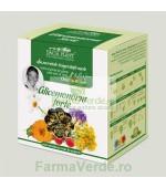 Ceai Glicemonorm forte 50 gr Dacia Plant
